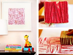 DIY art projects for kids